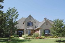 Home Plan - Country Exterior - Front Elevation Plan #310-1090