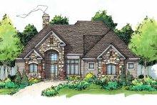 Craftsman Exterior - Front Elevation Plan #929-767