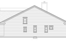 House Plan Design - Country Exterior - Other Elevation Plan #20-2252
