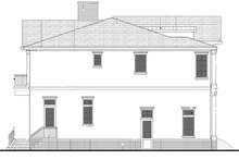 Architectural House Design - Colonial Exterior - Other Elevation Plan #1058-82