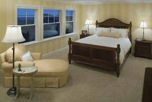 Architectural House Design - Country Interior - Bedroom Plan #928-98