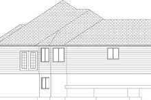 Home Plan - Ranch Exterior - Other Elevation Plan #1060-34