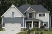 Craftsman Style House Plan - 4 Beds 3 Baths 2510 Sq/Ft Plan #419-201
