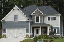 Home Plan - Craftsman Exterior - Front Elevation Plan #419-201