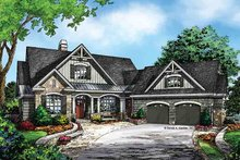 House Plan Design - Rendering Front