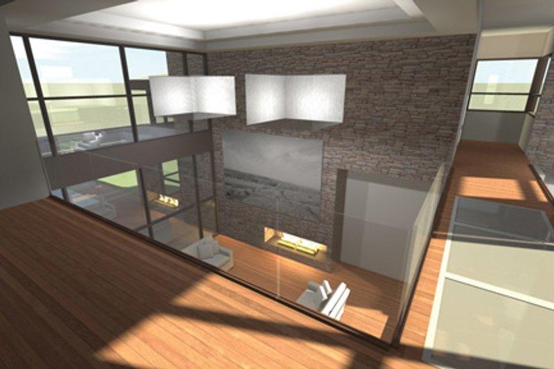Contemporary Interior - Other Plan #64-324 - Houseplans.com