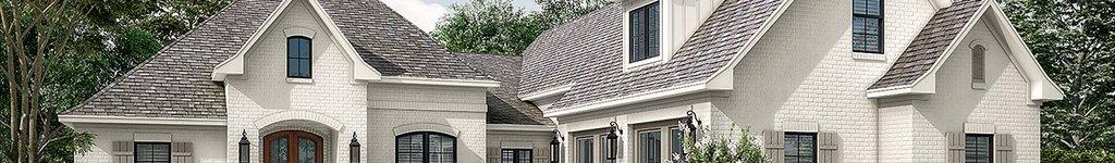 1 Story House Plans, Floor Plans & Designs