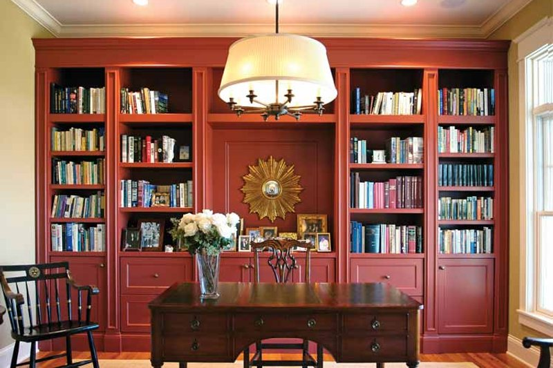 Traditional Interior - Other Plan #928-26 - Houseplans.com