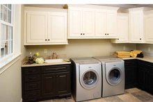 Traditional Interior - Laundry Plan #929-778