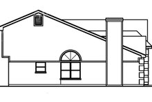 Architectural House Design - European Exterior - Other Elevation Plan #472-405