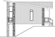 Modern Style House Plan - 3 Beds 2 Baths 1576 Sq/Ft Plan #138-355