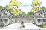 Craftsman Style House Plan - 6 Beds 3 Baths 2534 Sq/Ft Plan #124-811