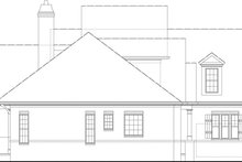 European Exterior - Other Elevation Plan #119-420