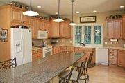 Craftsman Style House Plan - 3 Beds 3.5 Baths 3136 Sq/Ft Plan #928-54 Interior - Kitchen