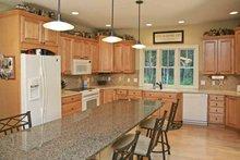 Architectural House Design - Craftsman Interior - Kitchen Plan #928-54