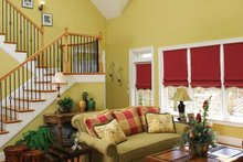 Country Interior - Family Room Plan #929-755