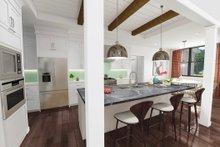 Dream House Plan - Farmhouse Interior - Kitchen Plan #48-982