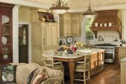 Country Style House Plan - 3 Beds 3 Baths 4703 Sq/Ft Plan #928-183 Interior - Kitchen