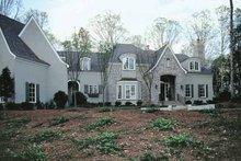House Plan Design - European Exterior - Front Elevation Plan #453-242