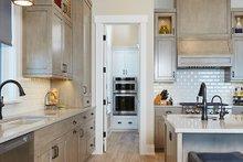 Country Interior - Kitchen Plan #928-297