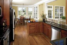 Dream House Plan - Country Interior - Kitchen Plan #929-657