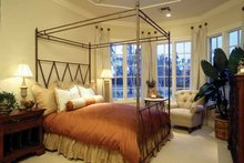 Mediterranean Interior - Bedroom Plan #930-104