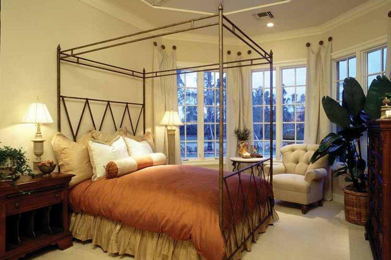 Mediterranean Interior - Bedroom Plan #930-104 - Houseplans.com