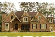 Home Plan - European Exterior - Other Elevation Plan #119-347