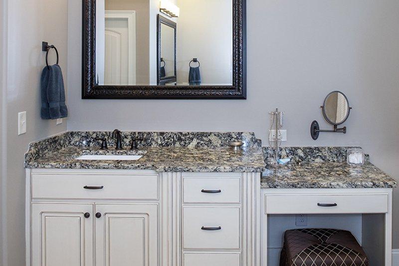 Country Interior - Master Bathroom Plan #929-969 - Houseplans.com