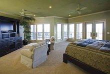 Traditional Interior - Master Bedroom Plan #17-3302