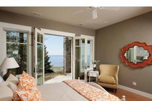 House Plan Design - Craftsman Interior - Bedroom Plan #928-175