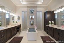 Home Plan - Contemporary Interior - Master Bathroom Plan #930-509