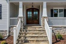 Dream House Plan - Craftsman Exterior - Front Elevation Plan #929-1038