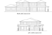 Architectural House Design - Traditional Exterior - Other Elevation Plan #1066-78
