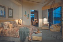 Home Plan - Contemporary Interior - Master Bedroom Plan #930-507