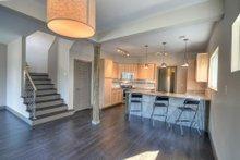 House Design - Contemporary Interior - Family Room Plan #932-7