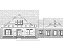 Dream House Plan - Country Exterior - Front Elevation Plan #932-278