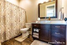 House Plan Design - Traditional Interior - Bathroom Plan #929-1042