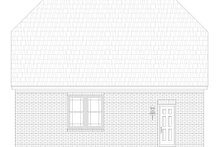Dream House Plan - Country Exterior - Other Elevation Plan #932-84