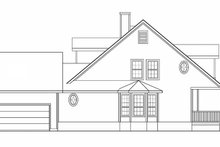 Architectural House Design - Country Exterior - Other Elevation Plan #472-246
