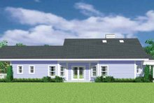 Home Plan - Craftsman Exterior - Other Elevation Plan #72-1137