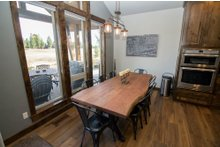 Dream House Plan - Craftsman Interior - Dining Room Plan #892-11