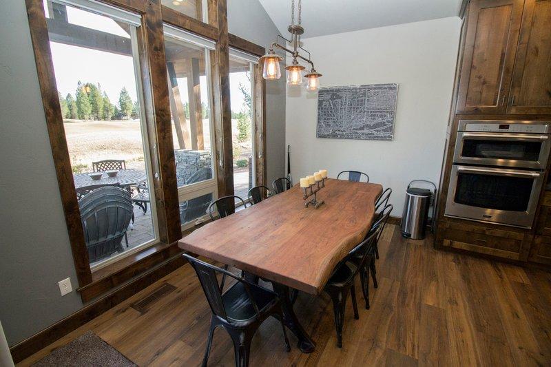Craftsman Interior - Dining Room Plan #892-11 - Houseplans.com