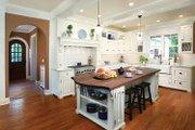 Craftsman Style House Plan - 4 Beds 3.5 Baths 4610 Sq/Ft Plan #928-19 Interior - Kitchen