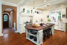 Dream House Plan - Craftsman Interior - Kitchen Plan #928-19