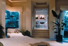 Mediterranean Interior - Bedroom Plan #930-109