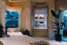 Architectural House Design - Mediterranean Interior - Bedroom Plan #930-109