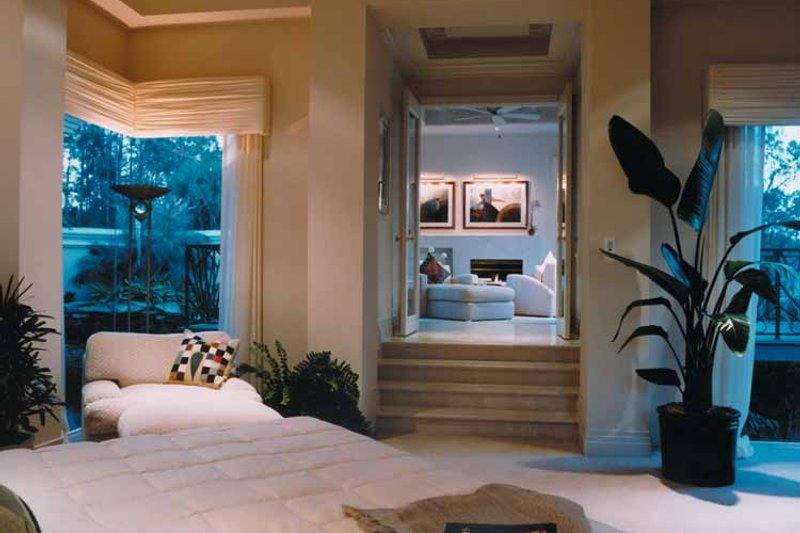 Mediterranean Interior - Bedroom Plan #930-109 - Houseplans.com
