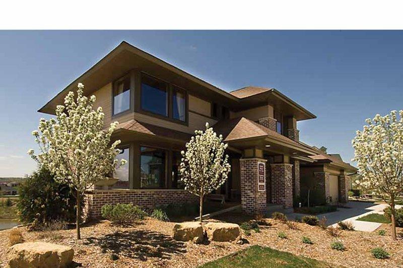 Prairie Exterior - Other Elevation Plan #51-1126 - Houseplans.com