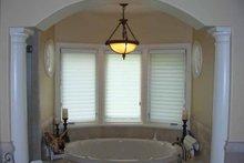 House Design - Mediterranean Interior - Master Bathroom Plan #937-17